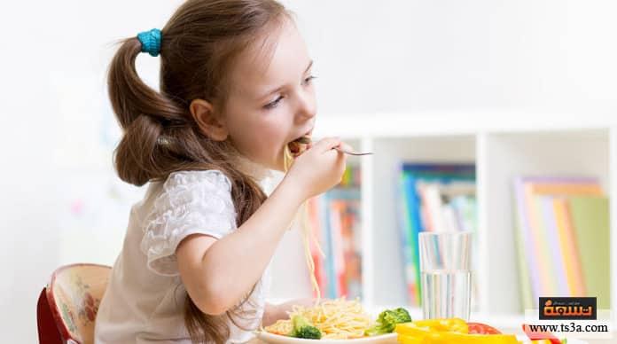 عادات غذائية سليمة