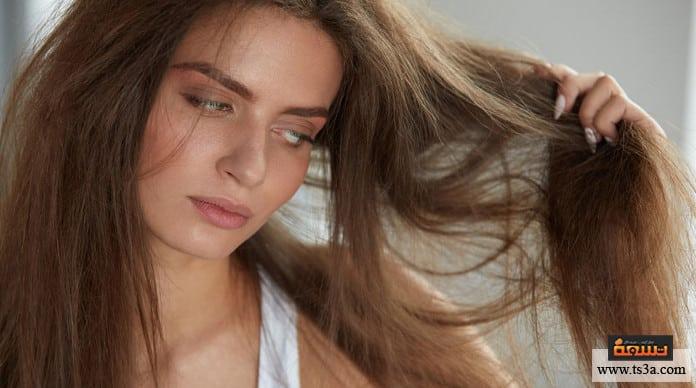 الشعر الهائش