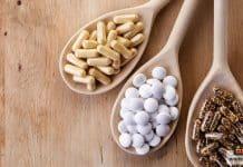 المضادات الحيوية الطبيعية