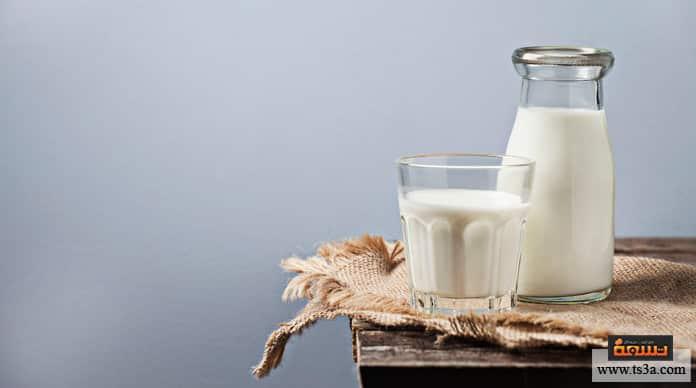 تخزين الحليب الصناعي مدة تخزين الحليب الصناعي