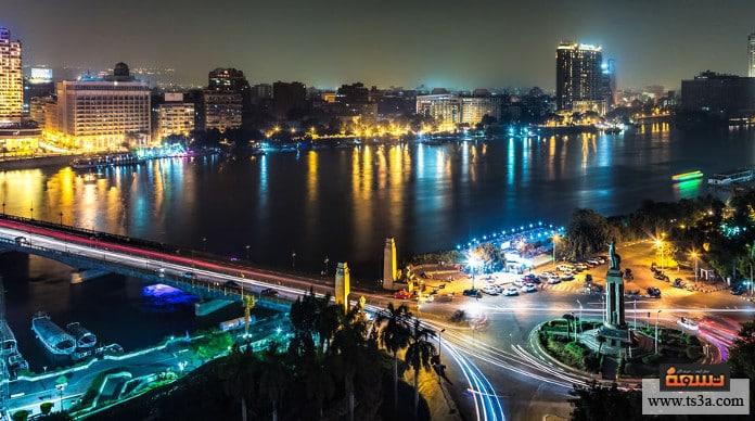 زيارة القاهرة