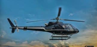 صناعة الطائرة الهليكوبتر