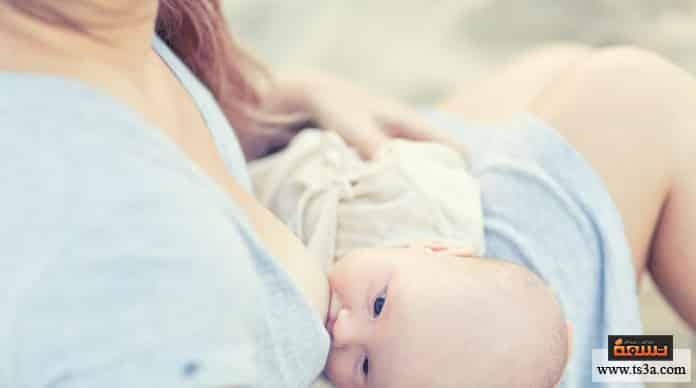 علامات الشبع من الرضاعة النشاط البدني لدى الطفل