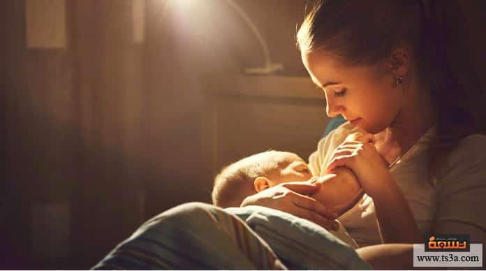 علامات الشبع من الرضاعة زيادة معتدلة في الوزن