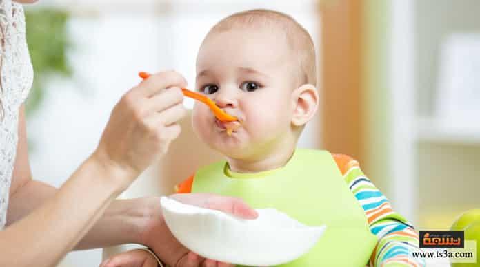 وجبات الرضع