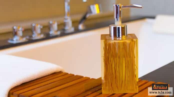 الصابون السائل طريقة صنع الصابون السائل في المنزل