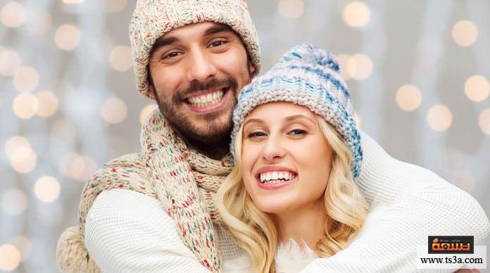 الطقس على العلاقة كيف يلتهب الحب في ليالي الشتاء؟