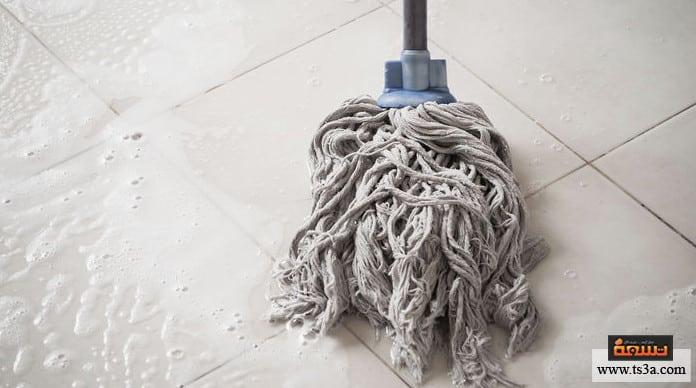 المنظفات الصناعية منظف ومطهر السيراميك