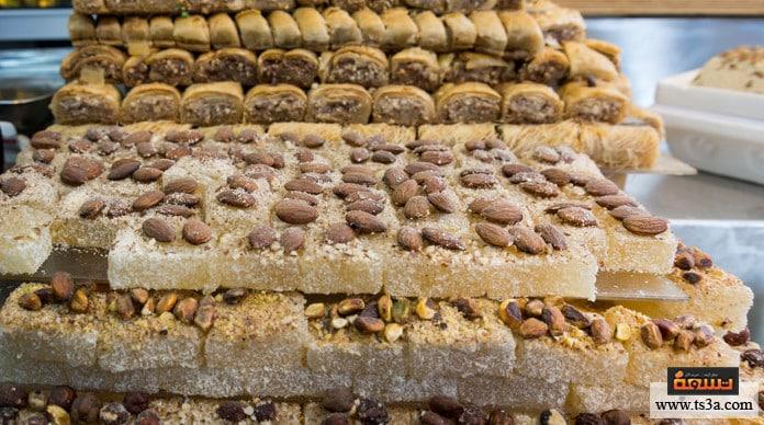 الهريسة كيف تعدي حلوى الهريسة على الطريقة المصرية؟