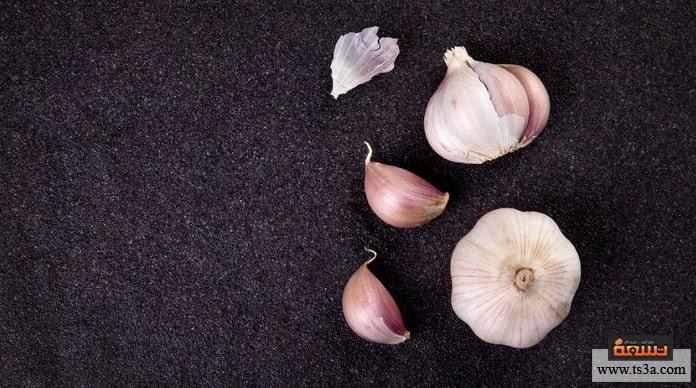 ديدان الأمعاء علاج ديدان البطن بالثوم