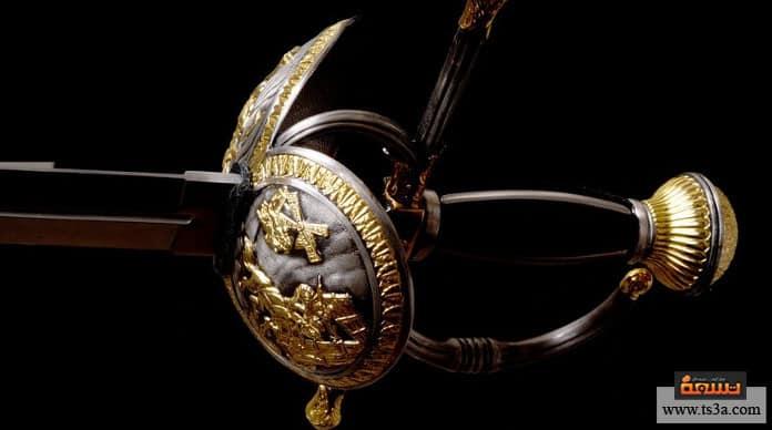 صناعة السيوف صناعة السيوف بين الطرق التقليدية والطرق الحديثة