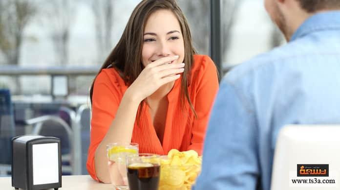 ضيق التنفس ضيق التنفس بعد الأكل