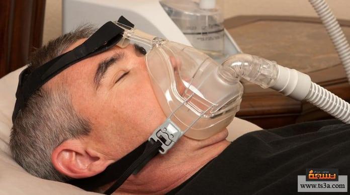 ضيق التنفس ضيق التنفس عند الاستلقاء