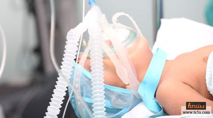 ضيق التنفس ضيق التنفس عند الرضع