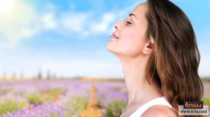 ضيق التنفس علاج ضيق التنفس بطرق منزلية