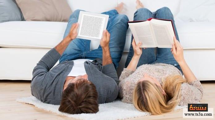 قراءة رواية كاملة طرق قراءة رواية كاملة