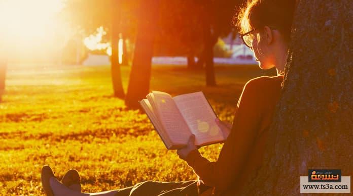 قراءة رواية كاملة لماذا يقرأ الناس الروايات؟