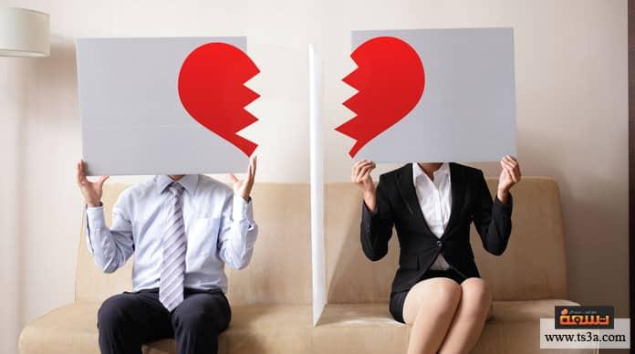 آثار بعد الطلاق
