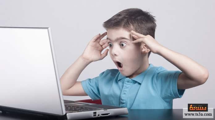 أثر التكنولوجيا السيئ أثر التكنولوجيا الإيجابي على الطفل
