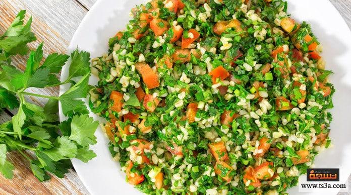 أكلات لبنانية أكلات لبنانية بالخضروات
