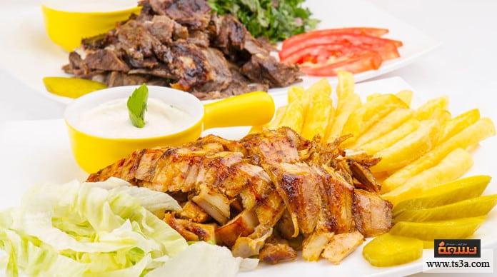 أكلات لبنانية أكلات لبنانية بالدجاج