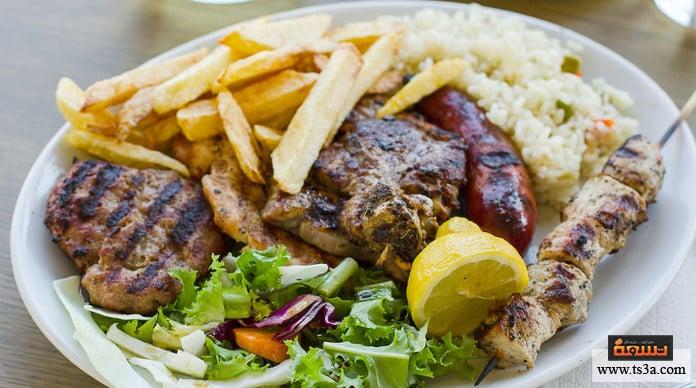 أكلات لبنانية أكلات لبنانية باللحم
