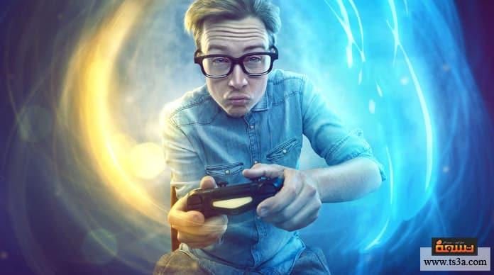 إدمان الألعاب إدمان الألعاب الإلكترونية