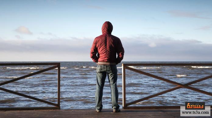 اكتئاب بعد السفر أسباب اكتئاب السفر