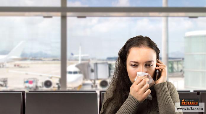 اكتئاب بعد السفر علاج الاكتئاب بعد السفر