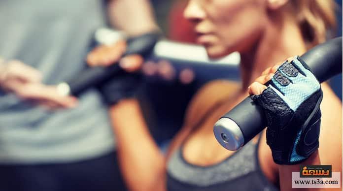 اكتئاب بعد السفر ممارسة التمارين