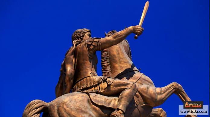 الإسكندر الأكبر وفاة الإسكندر الأكبر