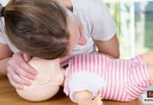 الإنعاش القلبي للأطفال