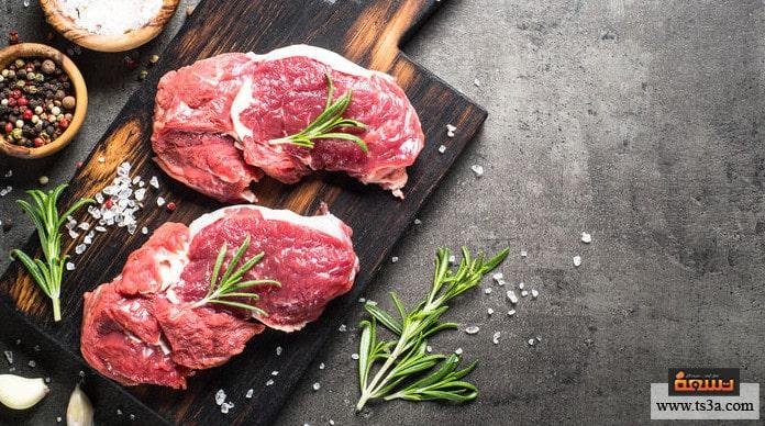 الحمى القلاعية أكل اللحوم المصابة بالحمى القلاعية