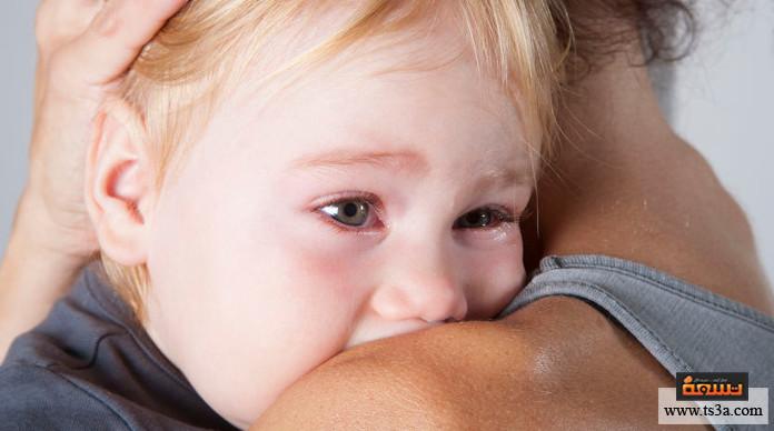 الطفل كثير البكاء أسباب بكاء الطفل الرضيع المستمر