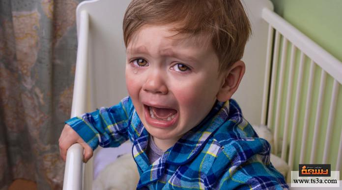 الطفل كثير البكاء طرق التعامل مع الطفل كثير البكاء والصراخ