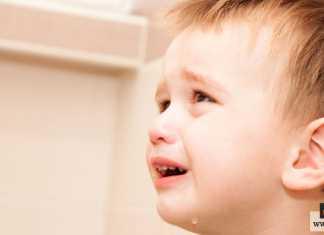 الطفل كثير البكاء
