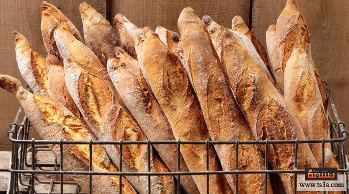 العيش الفينو طريقة خبز العيش الفينو الهش