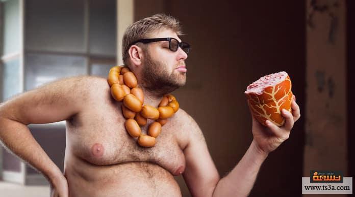 ترهلات الثدي عند الرجال وصفات طبيعية لشد ترهلات الثدي عند الرجال
