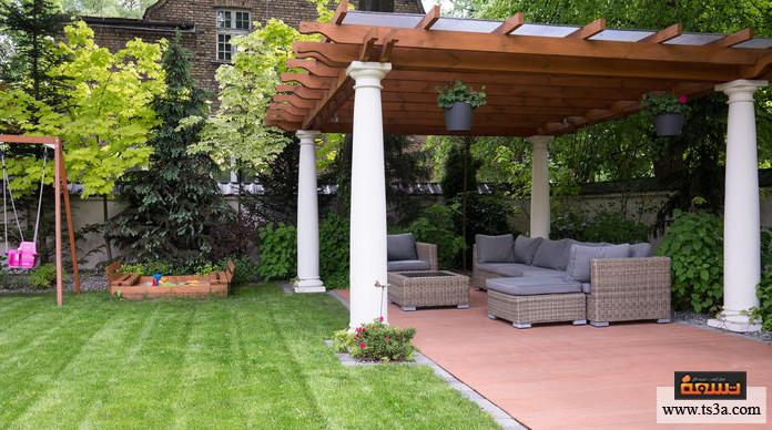 تنسيق الحديقة المنزلية ما أهم نصائح الخبراء عند تصميم وتنسيق الحديقة المنزلية؟