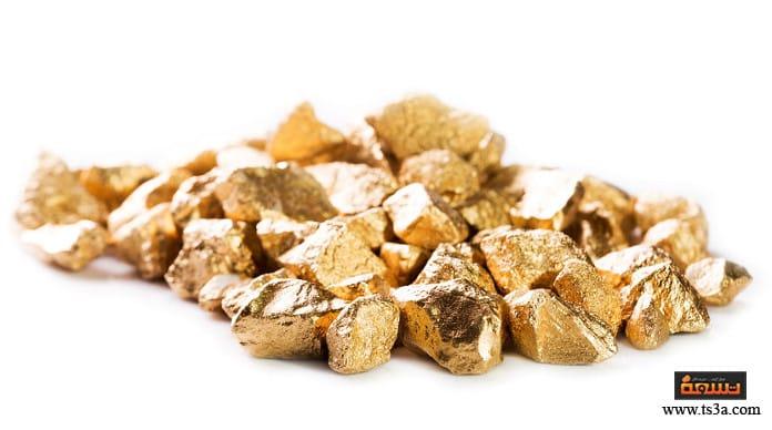 صناعة الذهب استخدامات الذهب المختلفة