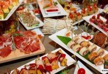 مقبلات المطاعم