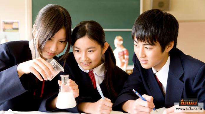 نهضة اليابان تطوير التعليم في اليابان