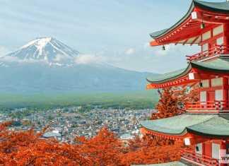 نهضة اليابان
