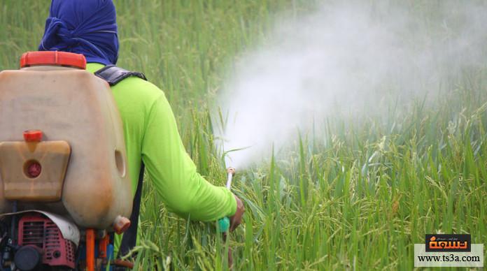 آفات المحاصيل