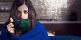 آلام الرأس بسبب البرد