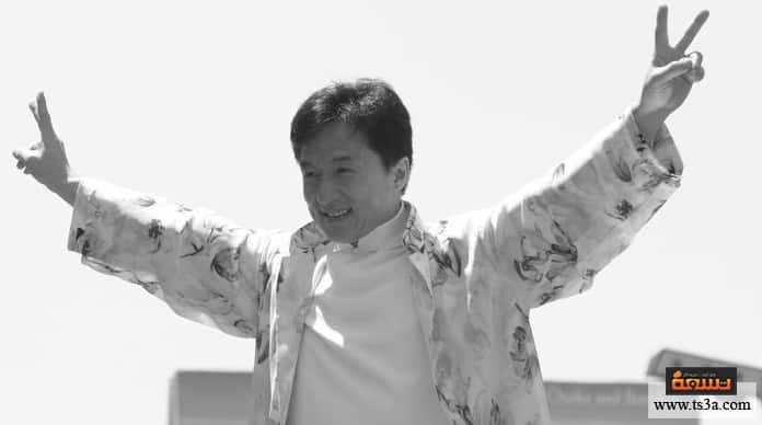 أفلام جاكي شان من هو جاكي شان؟