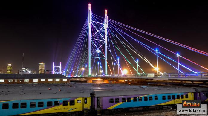 استقلال جنوب أفريقيا بداية عصر السلام