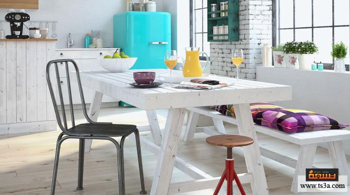 الأماكن الخالية كيف نجعل المنزل الصغير يبدو كبيرا باستغلال الأماكن الخالية والفراغات؟
