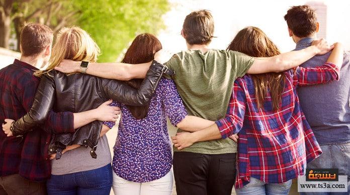 التعلق المرضي التعلق المرضي بالأصدقاء