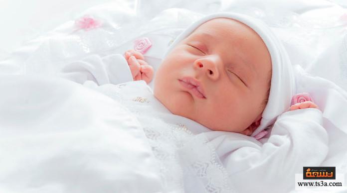 الخنفرة عند الرضع طرق الوقاية من حدوث الخنفرة عند الرضع